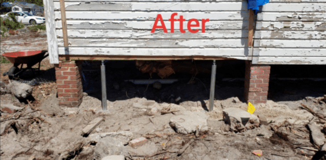 Hurricane Michael Repairs Continue 2018 & 2019