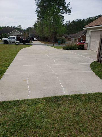 Driveway Repair in Crawfordville, FL