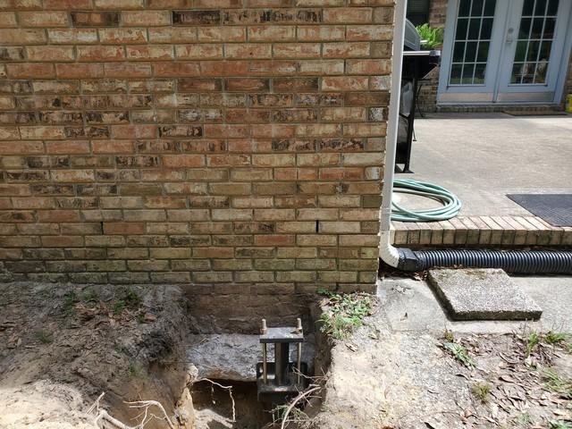 Helical Pier Repair in Monticello, FL