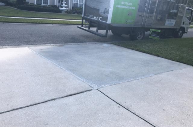 Driveway Repair in Jacksonville, FL