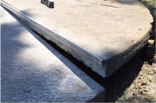 Pool Deck Leveled in Glen Saint Mary, FL