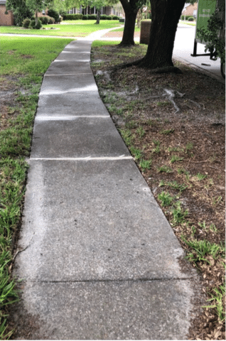 Sidewalk Repair in Glen Saint Mary, FL