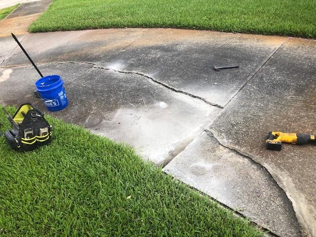 Driveway Repair in Glen Saint Mary, FL