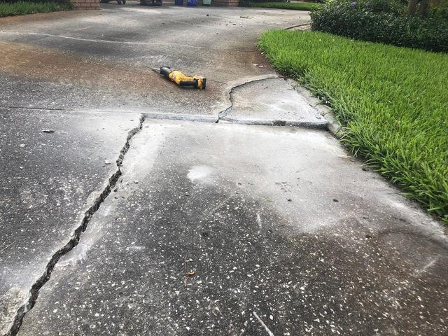 Driveway Lifted in Glen Saint Mary, FL