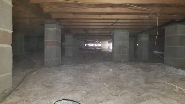 Crawlspace Encapsulation in Grand Ridge, FL