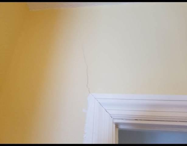 Spider Crack Wall Repair in Tallahassee, FL