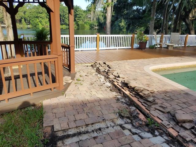 Pool Deck Repair in Tallahassee, FL