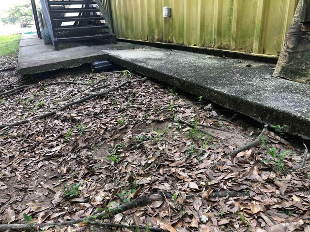 Sidewalk Repair in Tallahassee, FL