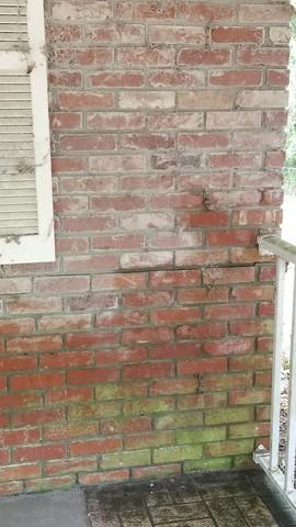 Stair-Step Crack Structural Repair in Jacksonville, FL