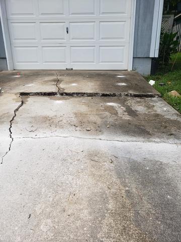 Driveway Repair in Pensacola, FL