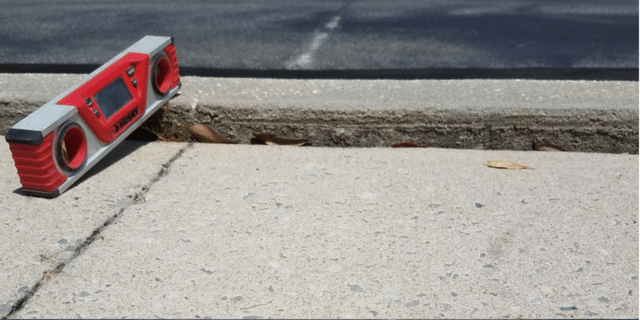 Sidewalk Repair in Pensacola, FL