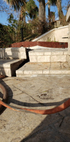 Concrete Stair Repair in Gainesville, FL