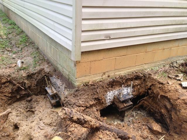 Slab Foundation Repair in Wewahitchka, FL