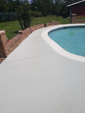 Pool Deck Repair in Ponte Vedra, FL