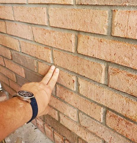 Brick Wall Repair in Ponte Vedra, FL