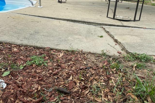 Pool Deck Repair in Pensacola, FL