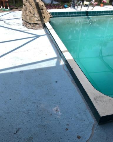 Pool Deck Repair in Ormond Beach, FL