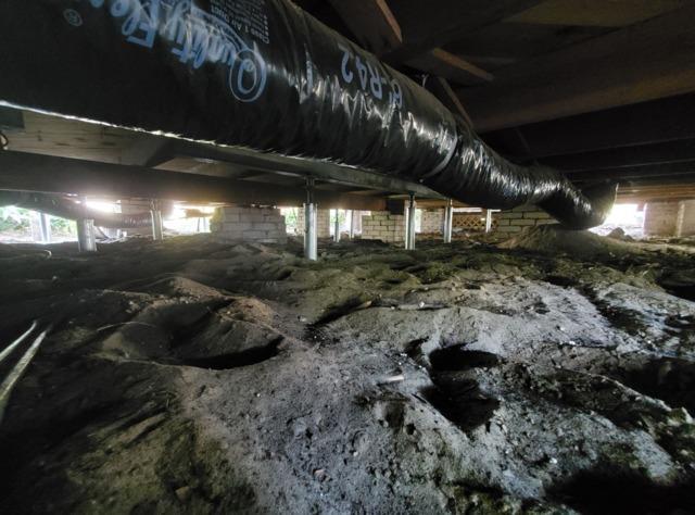 Crawlspace Repair in Deland, FL