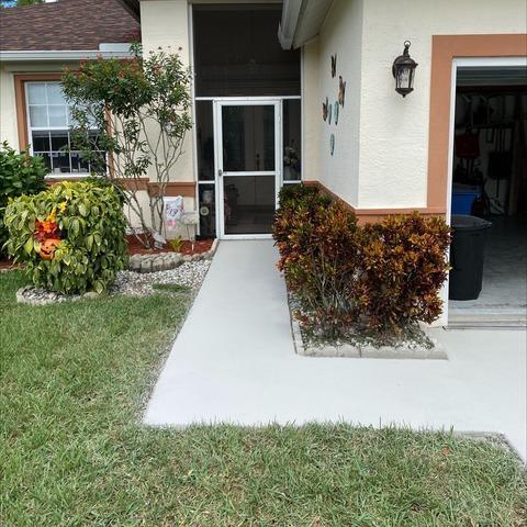 Sidewalk Repair in Bonita Springs, FL