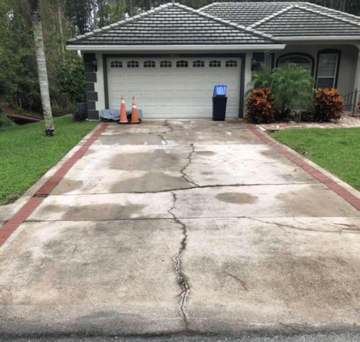Driveway Repair in Palm Coast, FL