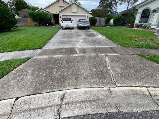 Driveway Repair in Winter Park, FL