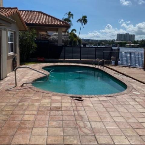 Pool Deck Repair in Pompano, FL