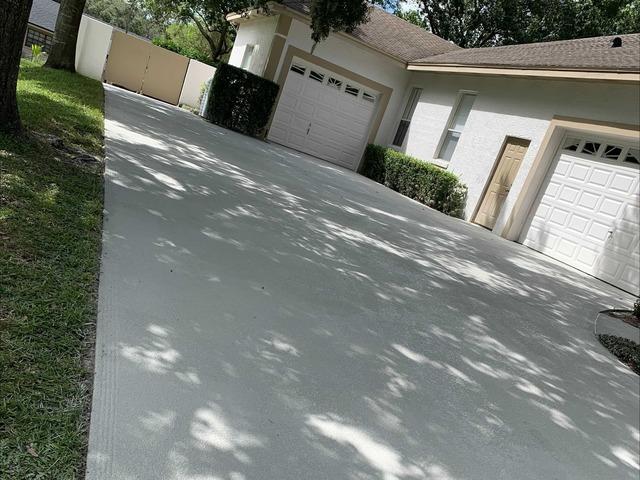 Driveway Repair in Orlando, FL