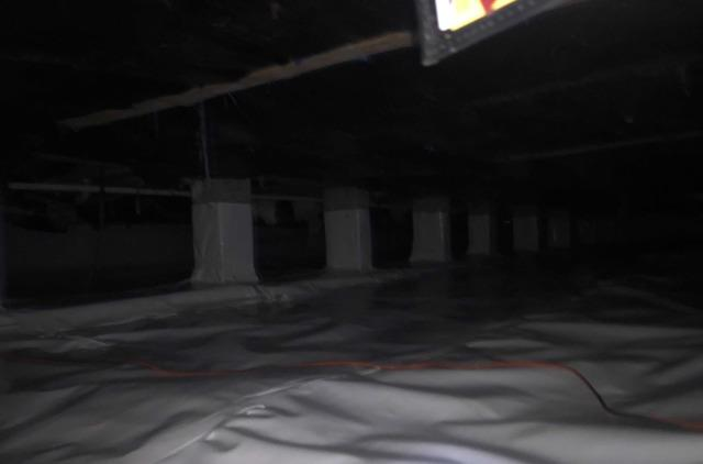 Crawl Space Encapsulation in Boynton Beach, FL