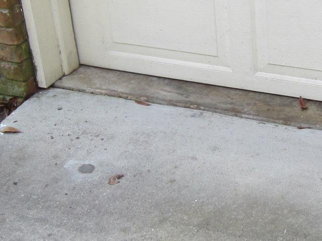 Sunken Concrete in Gulf Breeze, FL