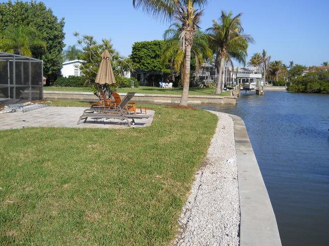French Drain Installation - Fort Myers Beach, FL