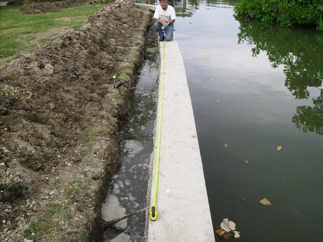 French Drain Installation - Fort Myers Beach, FL