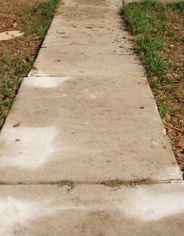 PolyLEVEL Sidewalk Lift in Gainesville, FL