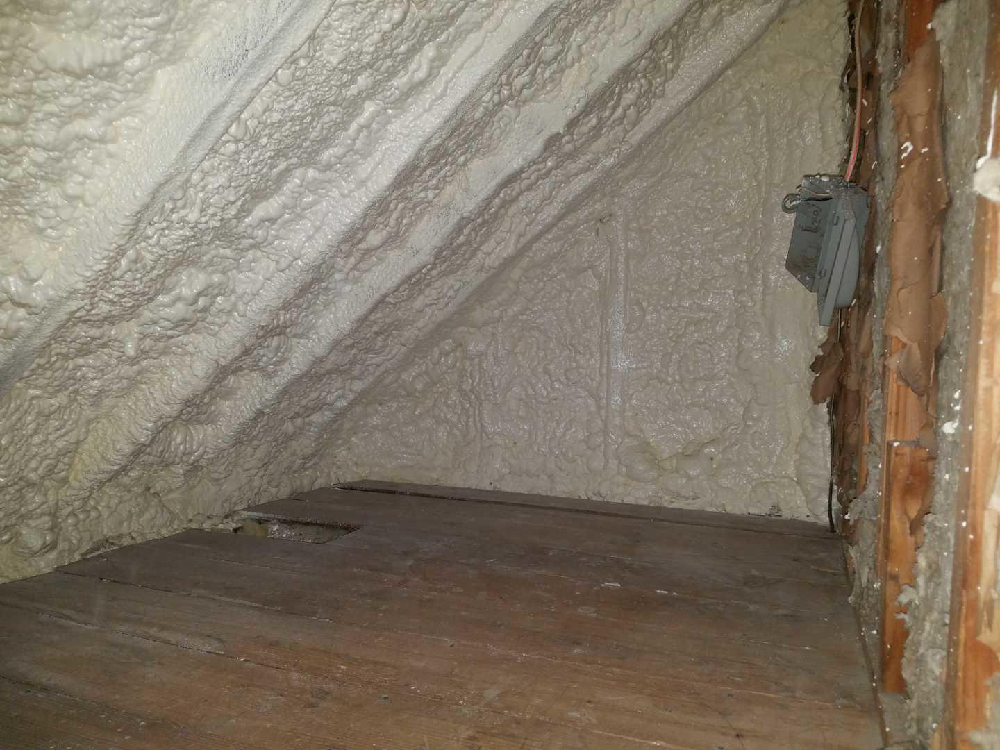 Insulating a Cape Cod Home Nazareth, PA - After Photo