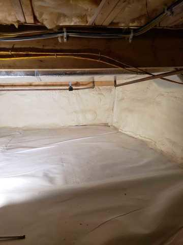 Crawlspace Insulation- Catasauqua, Pa