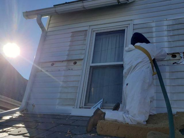 Adding Wall Insulation in Pen Argyl Pa