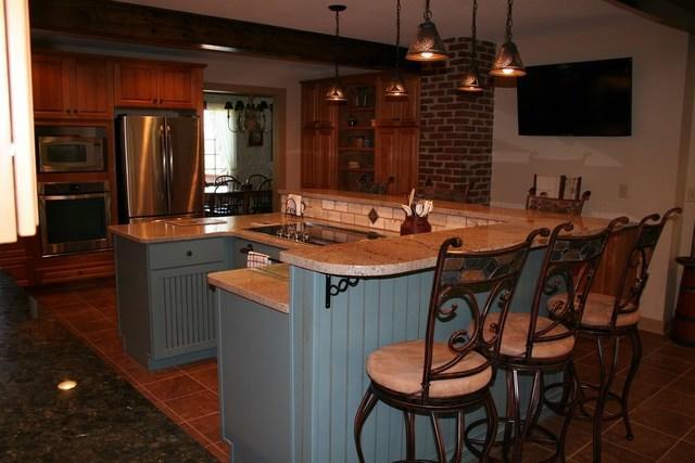 Kitchen Remodel in Buck Hill Falls, PA