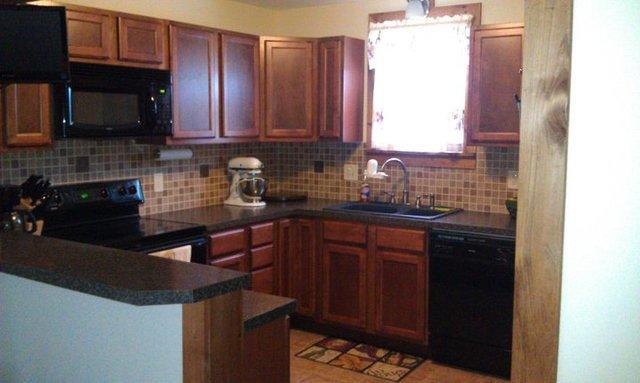 Small Kitchen Remodel in Canadensis, PA