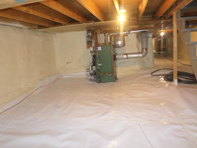 Crawl Space Encapsulation in  East Stroudsburg Pa