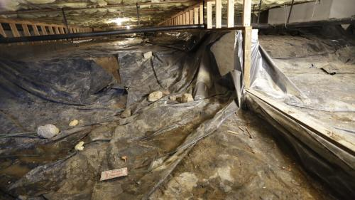 Crawl Space Insulation & Encapsulation