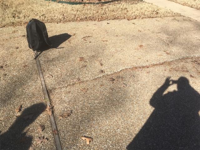 Sinking Little Rock driveway
