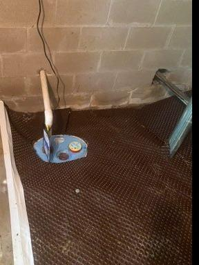 Smart Sump in Cave City - After Photo