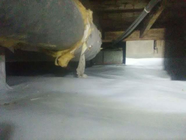 Crawl Space Moisture in Gillett, AR
