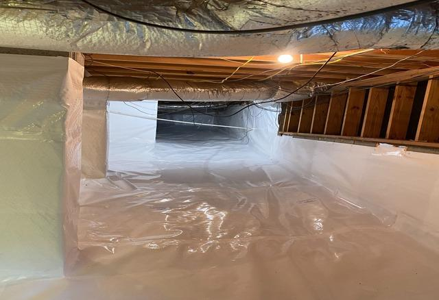 Encapsulation, Drainage, and Structural Support in North Little Rock, AR