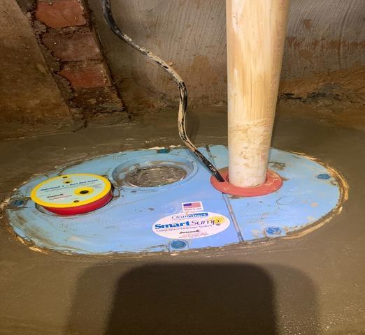 SmartSump Sump Pump Installation in Pocahontas, Arkansas