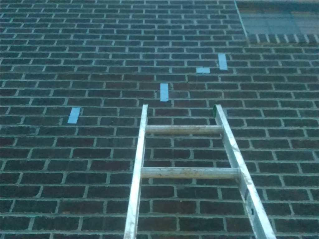 Foundation Repair in Louisa, KY - Before Photo