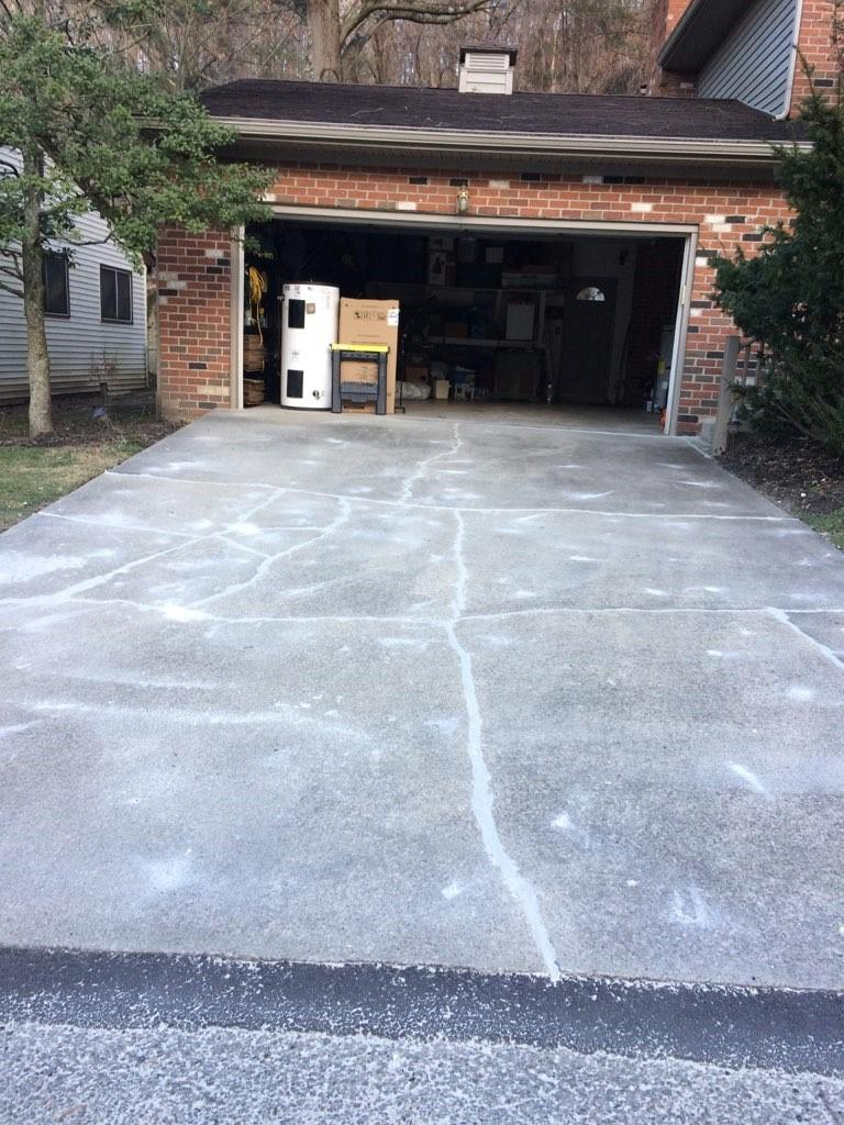 Concrete Repair in Ironton, OH - After Photo