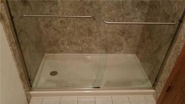 Tub to Shower Conversion in Charleston, WV