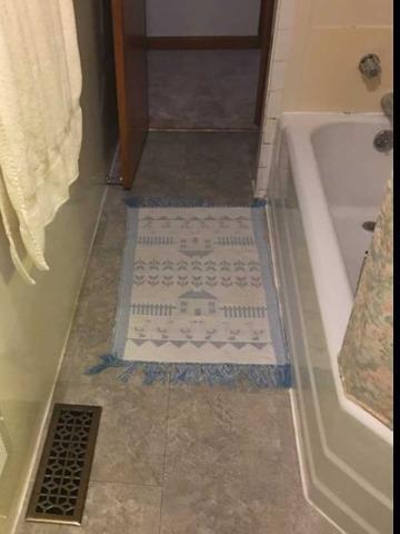 Bath Remodel Project in Dunbar, WV