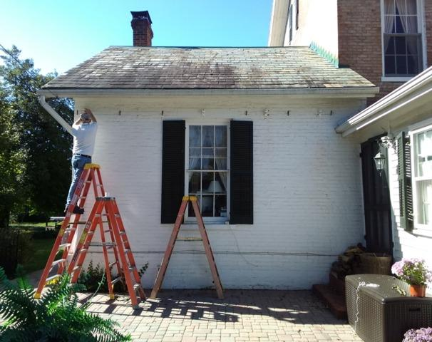 Awning Project in Buffalo, WV