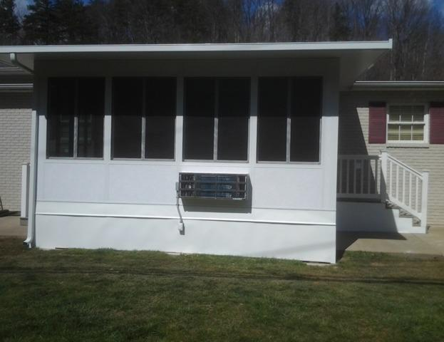 Sunroom Project in Grayson, KY